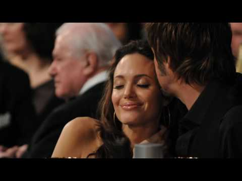 Angelina Jolie & Brad Pitt - Their PDA