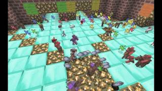 Clay Soldier Colosseum [Minecraft Beta 1.7.3]