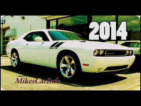 2014 DODGE CHALLENGER R/T - Quick peek