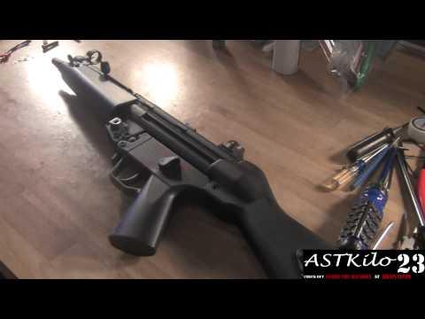 REVIEW: JG MP5 A4 Airsoft Electric Gun  -ASTKilo23-