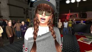 Second Life Top Gear's Ep9 1080HD