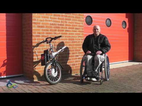 Team Hybrid Handcycles Wheelchair Attachment Docking Procedure