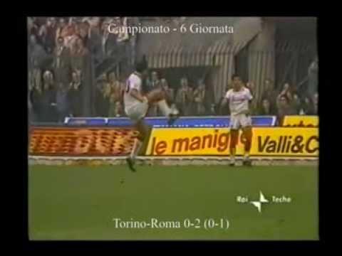 Klaus Berggreen (1986-1987) 24 presenze e 5 reti in Campionato 1986-1987 Campionato: 0:12 19 ottobre 1986: 6 Giornata, Torino-Roma 0-2 (0-1) 0:29 9 novembre 1986: 9 Giornata, Roma-Udinese...