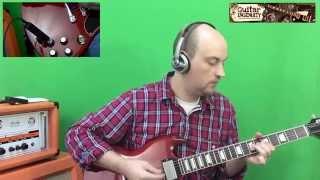Vox amPlug 2 Review - Vox amPlug 2 Classic Rock Demo