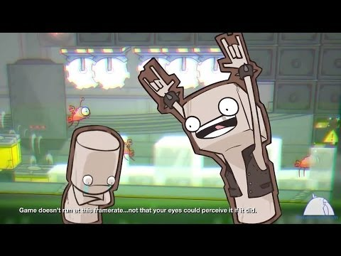 BattleBlock Theater - Steam Announcement Trailer