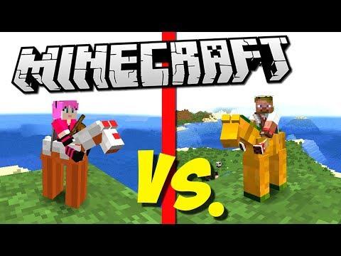 ГЛИНЯНЫЙ ДИЛЛЕРОН ПРОТИВ АРМИИ МИНИКОШЕК (Epic Clay Soldiers Battle) Minecraft #1