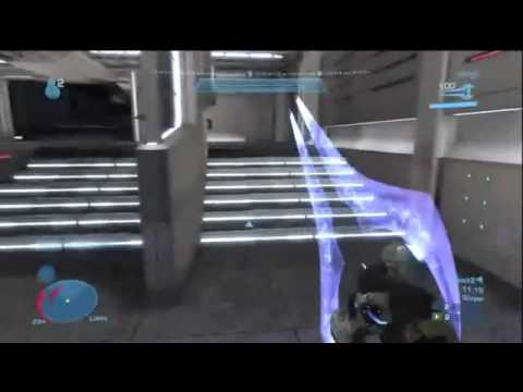 Halo: REACH - Espada y Escopeta.