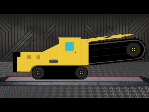 Trencher | Formation & Uses | Construction Vehicle