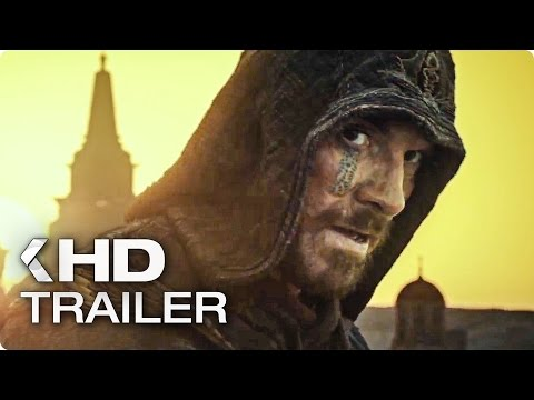 ASSASSIN'S CREED Movie Trailer (2016)