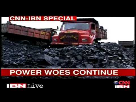 Power shortage continues to trouble India --Videos India IBNLive...