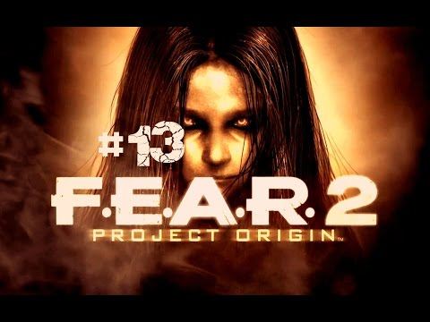 F.E.A.R. 2-It's awesome!! Laser weapon! (Episodul 13)