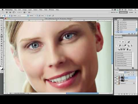 0 Contributor Tutorials: How to soften skin using Photoshop