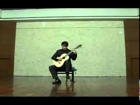 Leo Brouwer: guitar Suite no.2