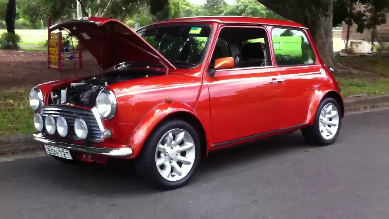 Import Car Centre >> Mini madness - Rover 1998 model from Japan @ Edward Lee's - YouTube