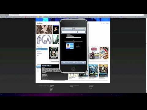 Como ver peliculas desde el ipod. iphone. ipad desde cuevana