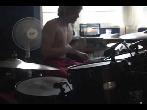 Richard Ray - Republic of the Rough and Ready ( Zach Hill/Hella Drum Cover)