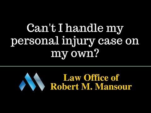 Santa Clarita auto accident attorney on hiring lawyers