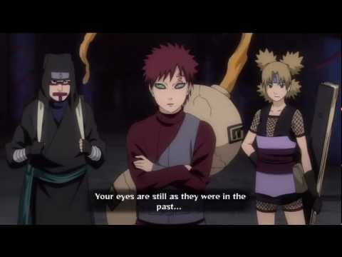 Naruto Generations Sasuke vs Gaara English