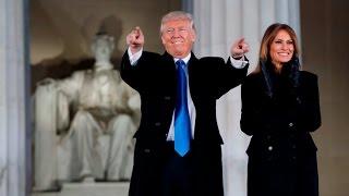 STOP CRYING AT TRUMP INAUGURATION DEMOCRATS: Clinton Wanted Trump To Become President