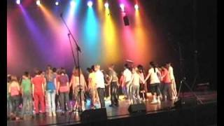 Europa Cantat 2009 musical for Kids part 3