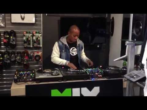 DJ Angelo / K-Swizz / Reminise (Auckland New Zealand)