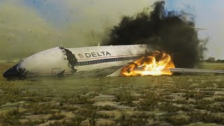 Delta Air Lines Safety Video Boeing