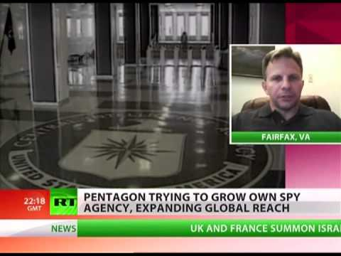 Pentagon's new spying agency  to rival CIA?