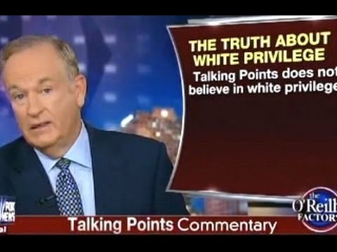 O'Reilly Mocks 'White Privilege' With 'Asian Privilege'