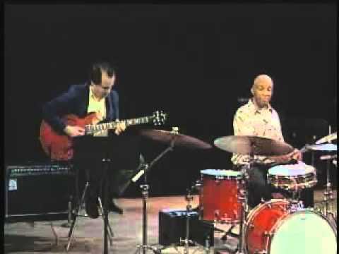 'Chelsea Bridge' Ed Thigpen, Ron Carter, Tony Purrone