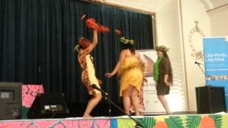 COOK ISLANDS PERFORMANCE - FAST BEAT