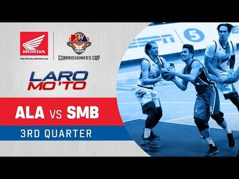 Semis G3: Alaska vs. San Miguel - Q3 | PBA Commissioner's Cup 2018