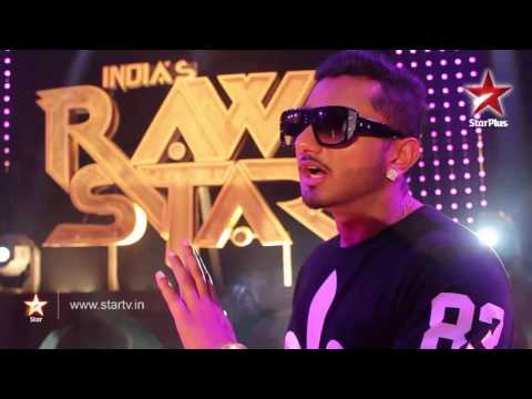 Yo Yo Honey Singh describes a Rawstar