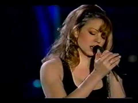 MARIAH CAREY - WITHOUT YOU - TOKYO 1996 Music Videos