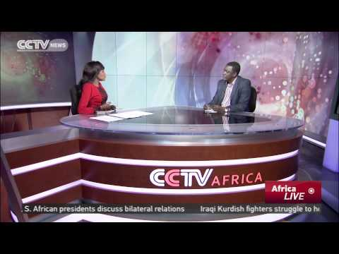A studio Interview With John Gachie On The South Sudan's Peace Deal