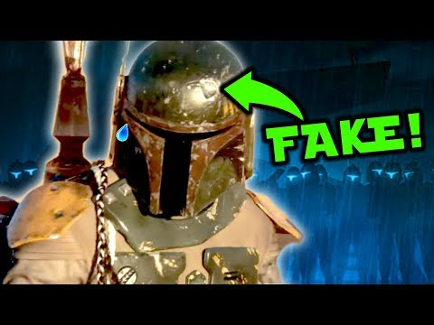 The Real Reason Why George Lucas Made the Fetts Fake Mandalorians