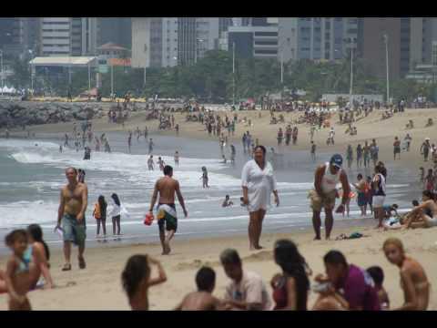 Bem-vindo a Fortaleza, Brasil: Welcome to Fortaleza, Brasil