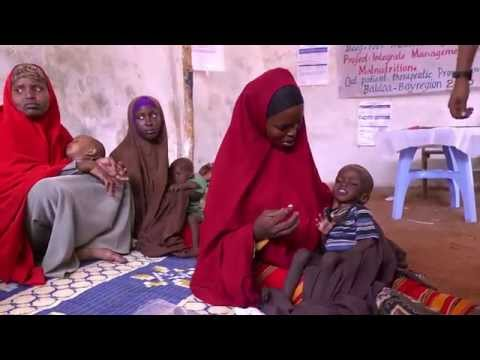 With malnutrition on the rise in Somalia, urgent aid is needed to avert another disaster