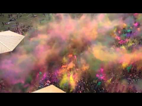 HOLI AYI RAY - Terry Gajraj - New 2014 Phagwah Video