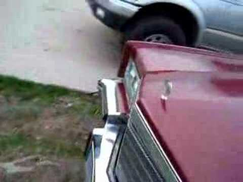 1982 Cadillac Eldorado Diesel start & run
