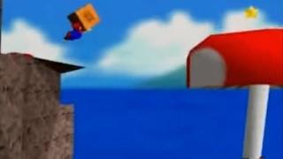 Super Mario 64 (N64) 120 star Speed run 1:49:49 (スーパーマリオ64☆120枚タイムアタック)