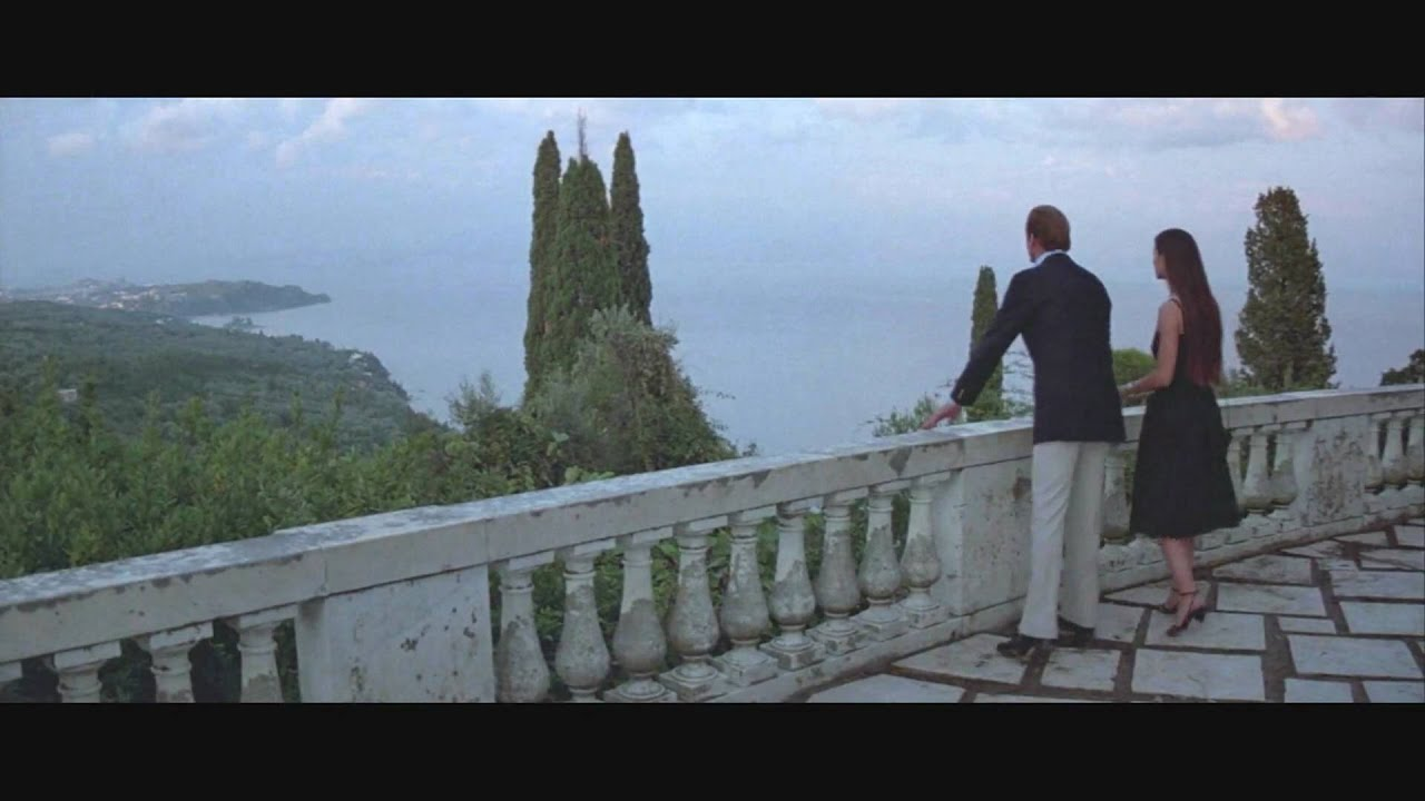 For your eyes only balcony scene blu ray hd youtube for The balcony film
