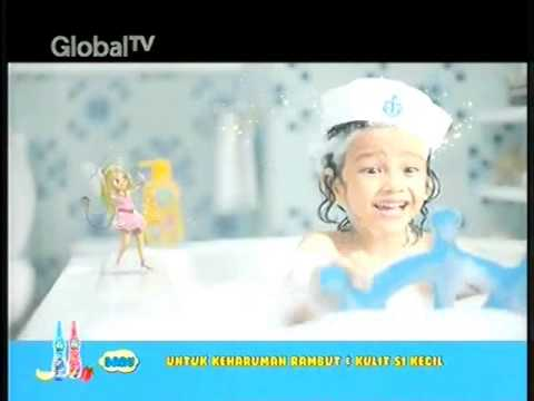Kids Shampoo Advertisement Iklan Cussons Kids Shampoo
