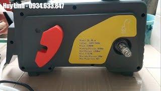 Máy rửa xe cao áp Osaka QL90A - công suất 2.200W - Tự hút nước (Review)