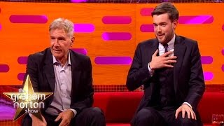 Harrison Ford Sleeps with Jack Whitehall - The Graham Norton Show