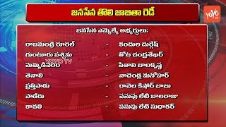 Janasena MP and MLA Candidates First List for AP Elections 2019 | Pawan Kalyan