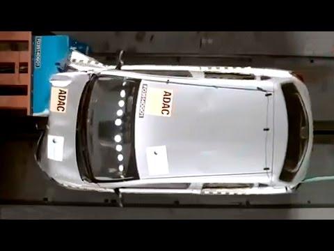 Datsun Go краш-тест! Полный провал - 0 звезд!