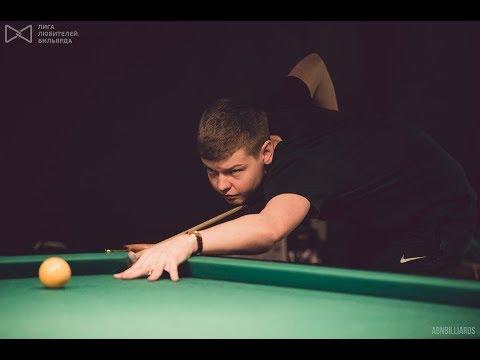 Трюки на Русском Бильярде от Павла Полынникова.часть4