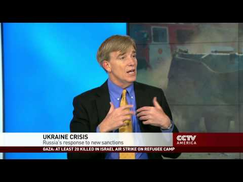 Ivan Eland talks about new round of sanctions in Russia