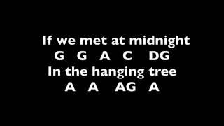 The Hanging Tree Jennifer Lawrence Notes