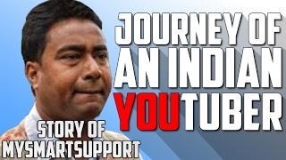 MySmartSupport's Dharmendra Kumar's Biography   Life Story   Motivational